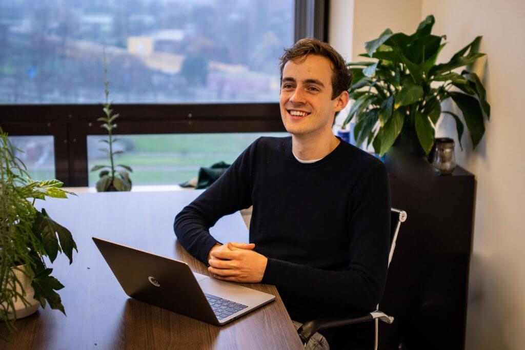 Martijn Tel van For The Better websites